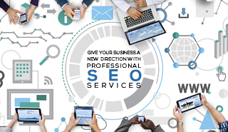 Give Your Business a New Direction with Professional SEO Services