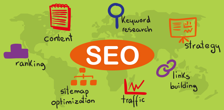 5 Important SEO Tasks to Improve Website Rank and Visitors